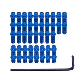 DMR Vault Pedal FlipPin Kit blå